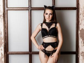 Webcam model BrendaCuteCat from XLoveCam