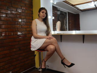 Webcam model NathaliaRojas from XLoveCam